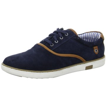 Empor Sneaker Low blau