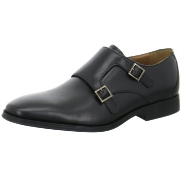 Clarks Business Outfit schwarz