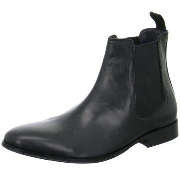 David Luis Chelsea Boot schwarz