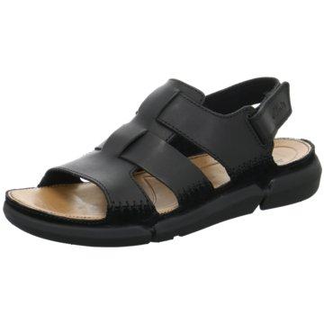 Clarks Komfort Schuh schwarz