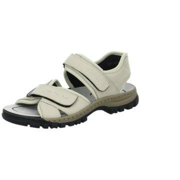 Rieker Komfort Schuh beige
