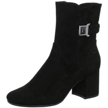 Josef Seibel Klassischer Stiefel schwarz