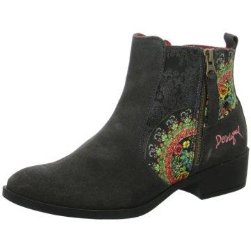 Desigual Ankle Boot schwarz