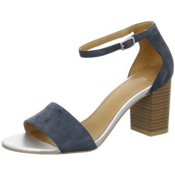 Vagabond Modische Sandaletten blau