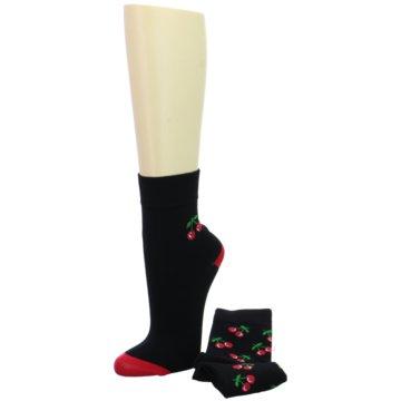 Wigglesteps Socken / Strümpfe schwarz