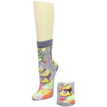 Wigglesteps Socken / Strümpfe grau
