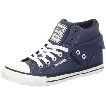 British Knights Sneaker High blau
