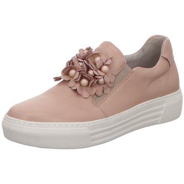 Gabor Klassischer Slipper rosa