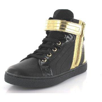Naturino Sneaker High schwarz