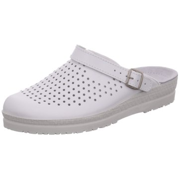 Rohde Komfort Schuh weiß