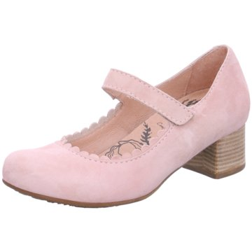 Brako Komfort Pumps rosa