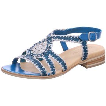 Vabeene Sandale blau