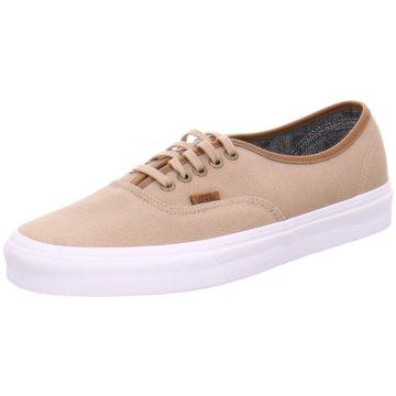 Vans Street Look beige
