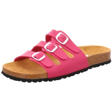 Lico Offene Schuhe rot