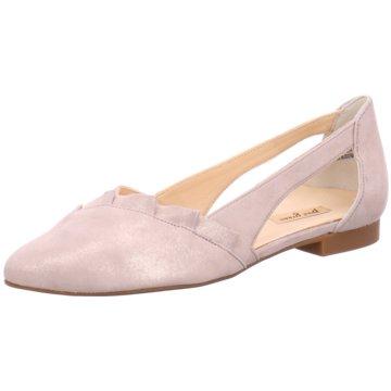 Paul Green Riemchen Ballerina rosa