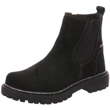 Vado Halbhoher Stiefel schwarz