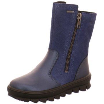 Superfit Halbhoher Stiefel blau
