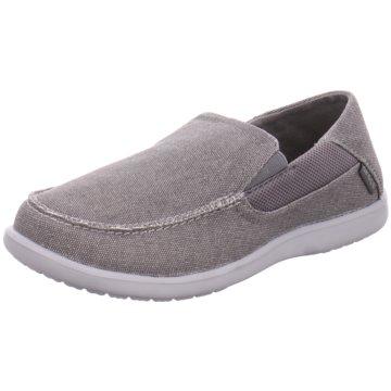 CROCS Komfort Slipper grau