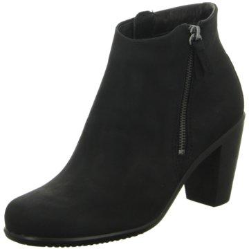 Ecco Ankle Boot schwarz