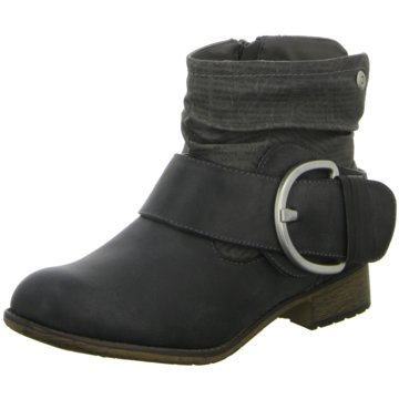 Living Updated Biker Boot grau