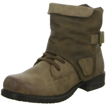 GirlZ Only Biker Boot braun