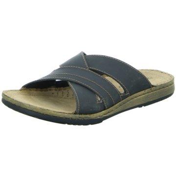 Scarbello Komfort Schuh schwarz