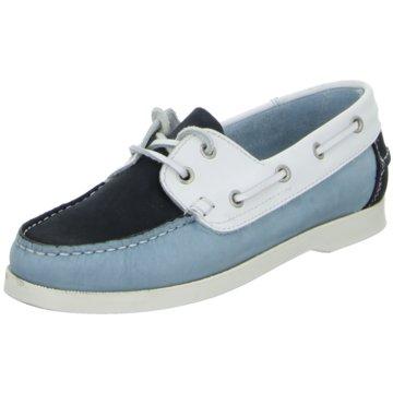 Jufosa Bootsschuh blau