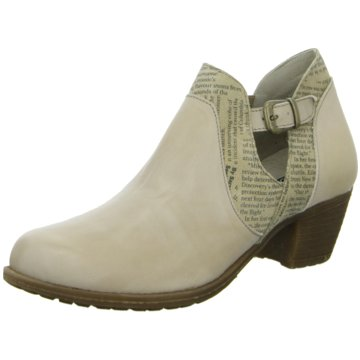 BOXX Ankle Boot grau