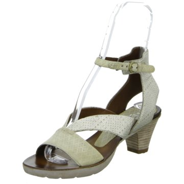 Mjus Modische Sandaletten beige