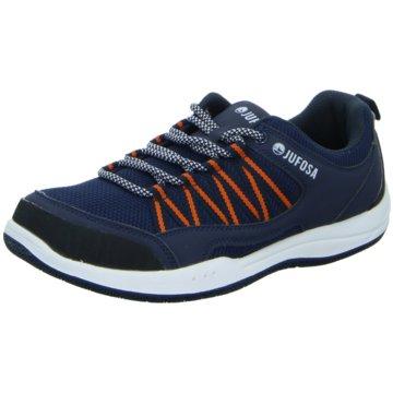 Jufosa Sneaker Low blau
