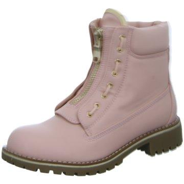 SDS Halbhoher Stiefel rosa