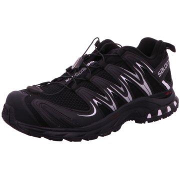 Salomon Outdoor Schuh schwarz