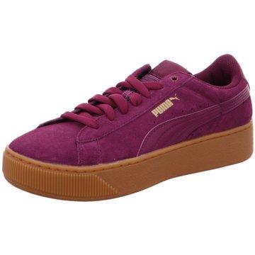 Puma Sneaker Low lila