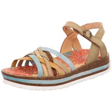 Think Sandale beige