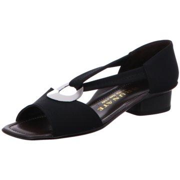 Brunate Komfort Sandale schwarz