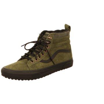 Vans Sneaker High grün