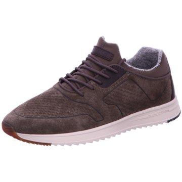 Marc O'Polo Sneaker Low braun