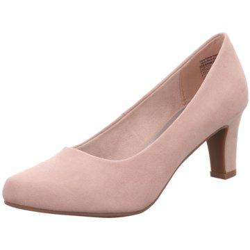 Idana Klassischer Pumps rosa