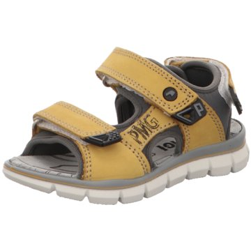 Primigi Offene Schuhe gelb