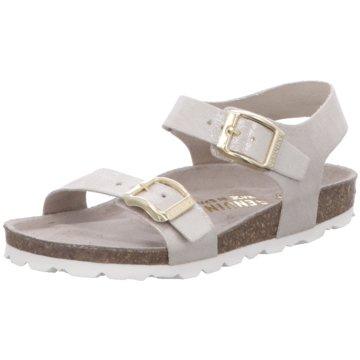 Genuins Sandale grau