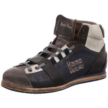 Kamo-Gutsu Sneaker High braun