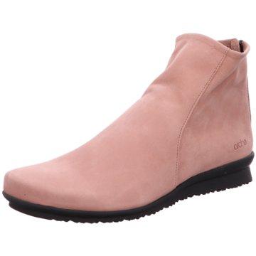 Arche Klassischer Stiefel rosa