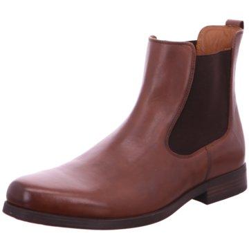 Weber Schuhe Chelsea Boot braun