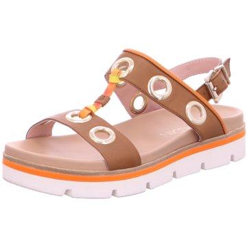 Marc Cain Modische Sandaletten beige