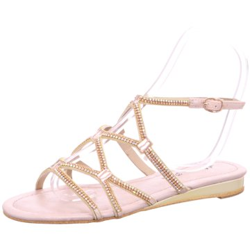 Alma en Pena Modische Sandaletten gold