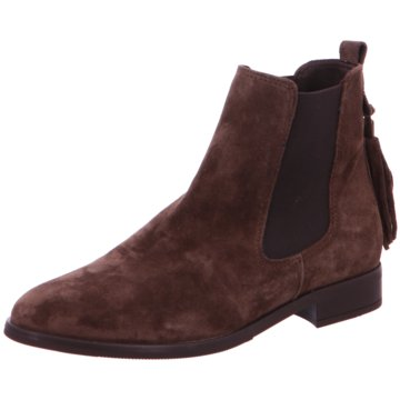 Alpe Woman Shoes Chelsea Boot braun