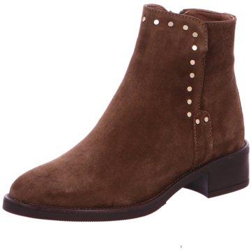 Alpe Woman Shoes Casual Basics braun