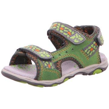 Lurchi by Salamander Offene Schuhe grün