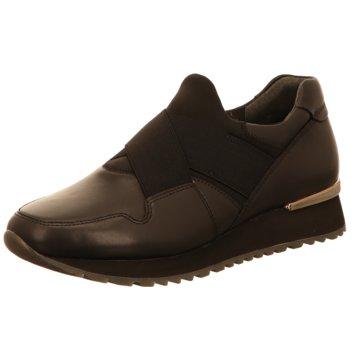 Gabor comfort Sportlicher Slipper schwarz