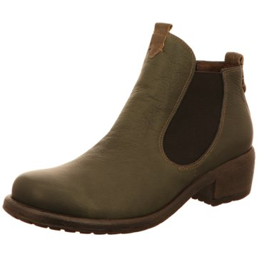 Think Chelsea Boot oliv